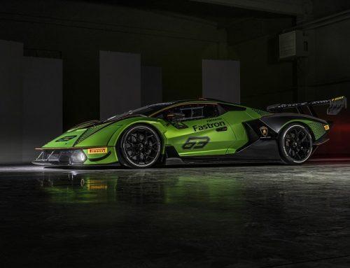 LAMBORGHINI ESSENZA SCV12. New car news.
