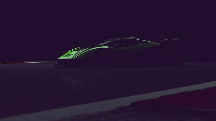 LAMBORGHINI SQUADRA CORSE HYPERCAR. New car news