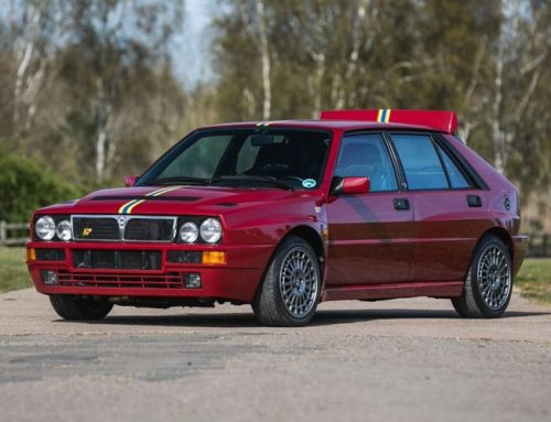 LANCIA INTEGRALE PRICES CONTINUE TO CLIMB. Used car auction watch.