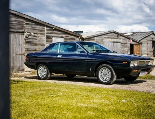 LANCIA GAMMA COUPE FOR SALE. Car news.