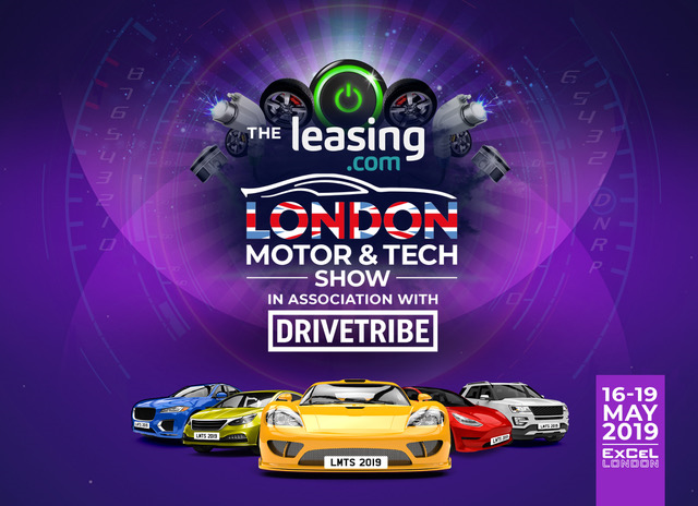 Advertisement feature. LIVE TEST DRIVES ON OFFER AT THE LONDON MOTOR AND TECH SHOW 2019.