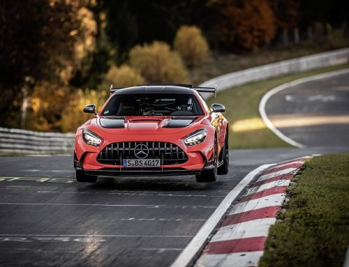 MERCEDES-AMG BREAKS ANOTHER RECORD AT THE THE NÜRBURGRING-NORDSCHLEIFE WITH THE GT BLACK SERIES. Car news.