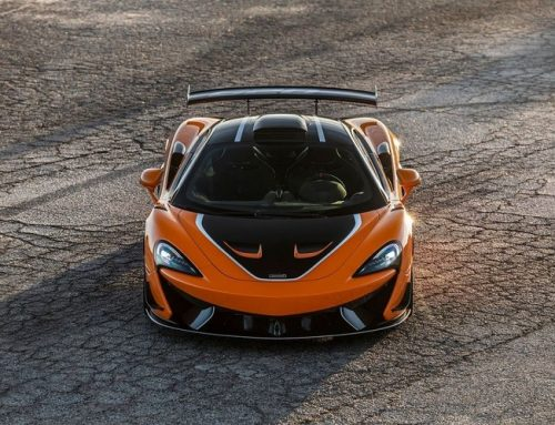 THE END OF THE MCLAREN SPORTS SERIES. Short new car news.