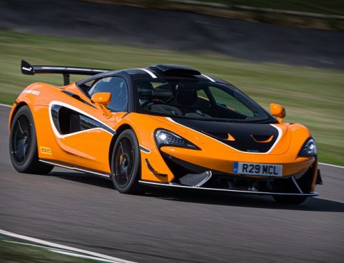 THE NEW MCLAREN 620R New car news.