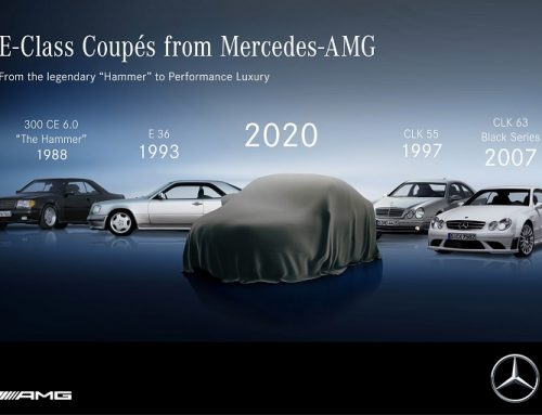 MERCEDES-AMG E-CLASS COUPES THROUGH THE YEARS. New car news.