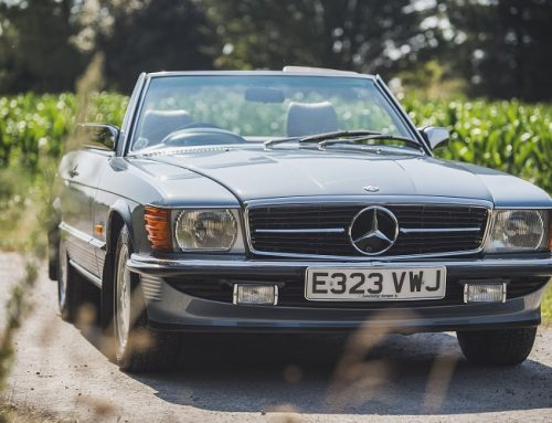 IMMACULATE 1987 15,000 MILE MERCEDES-BENZ 300SL FOR SALE. Used car auction watch.