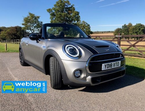 MINI COOPER S CONVERTIBLE. Car review.