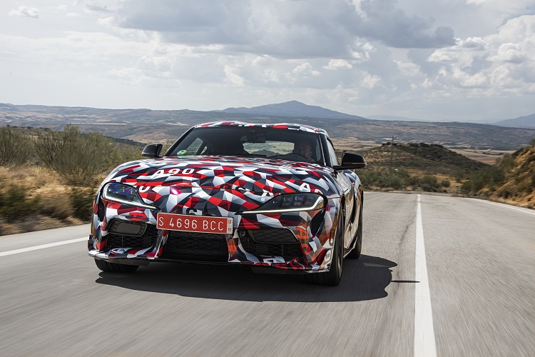 TOYOTA SUPRA 2019 COMING SOON. ONLINE RESERVATIONS ARE OPEN. New car news