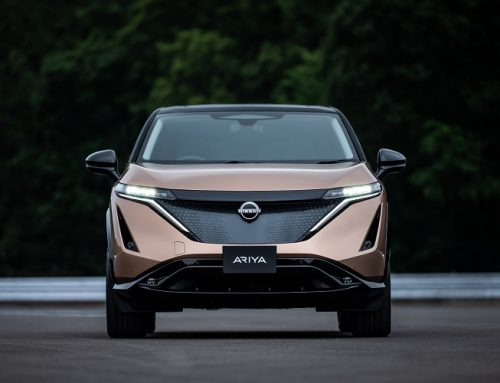 THE NEW NISSAN ARIYA. New car news.