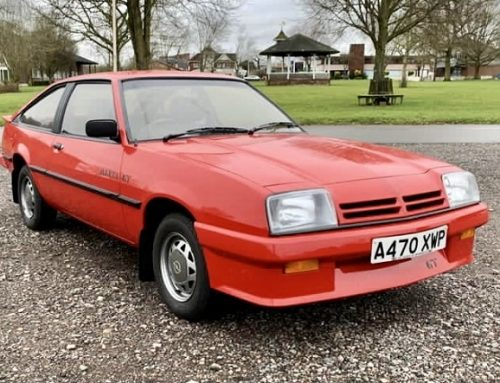 I THOUGHT ALL OF THESE OPEL MANTA'S HAD GONE TO CAR HEAVEN?! Used car auction watch.