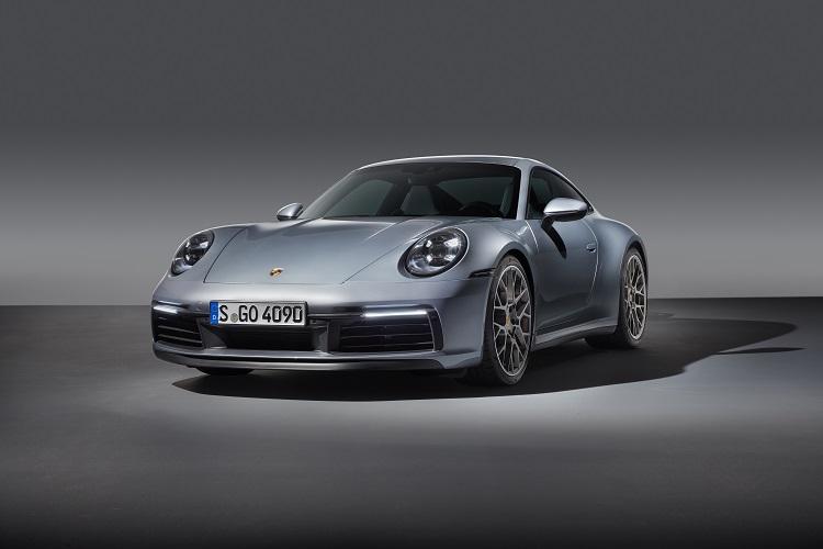 NEW PORSCHE 911 (992).New car news.