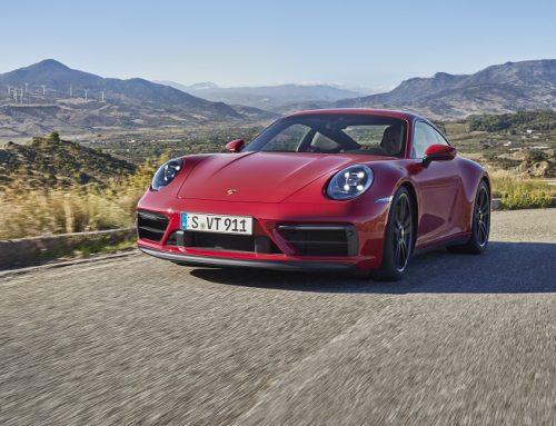 NEW PORSCHE 911 GTS. New car news.