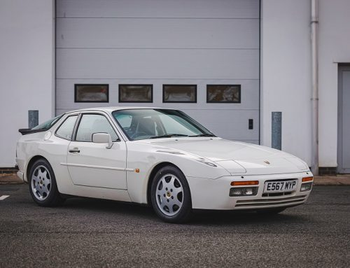 PORSCHE 944 TURBO S FOR SALE. Used car auction watch.