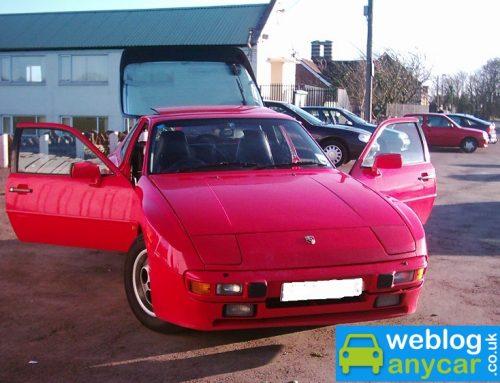 PORSCHE 944. A TRUE 80'S CLASSIC CAR. Car news.