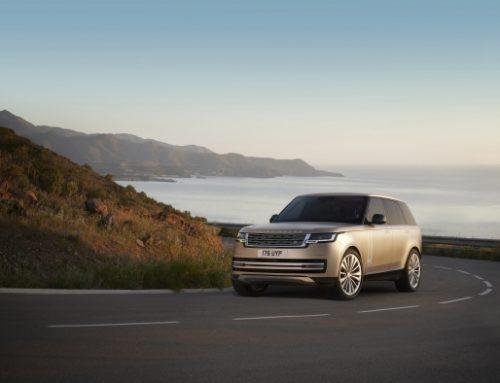 NEW 2022 RANGE ROVER. Short new car news