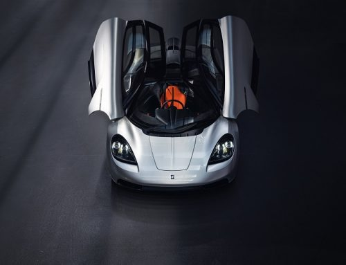 BETTER THAN ANY OTHER SUPERCAR? GORDON MURRAY'S NEW T.50. New car news.