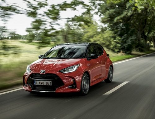 TOYOTA YARIS NAMED CAR OF THE YEAR 2021. New car news.