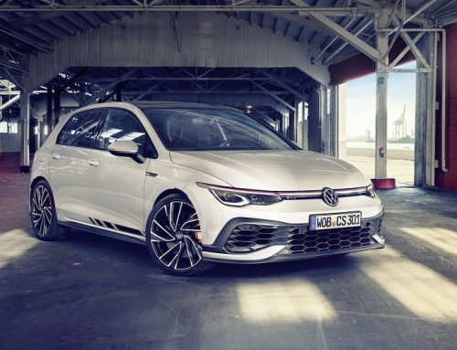 NEW VOLKSWAGEN GOLF GTI CLUBSPORT COMING SOON. New car news.