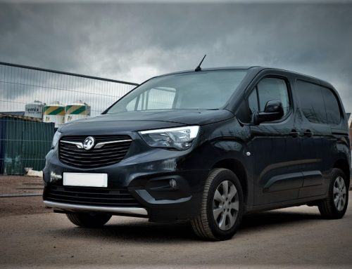NEW VAUXHALL COMBO VAN REVIEW.
