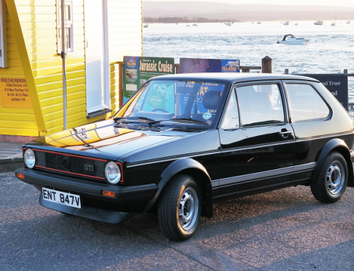 A 1979 VOLKSWAGEN GOLF GTI UP FOR SALE. Car news.