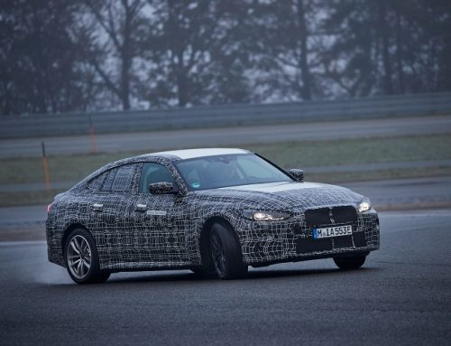 NEW BMW i4 TESTING.